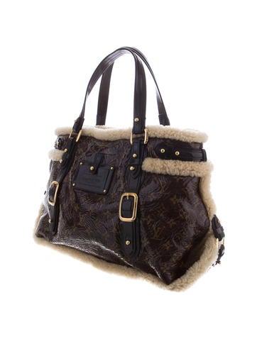 Shearling Thunder Bag