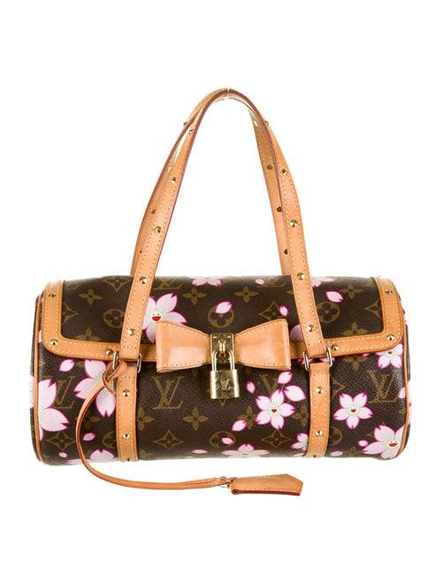 7b4fb49a20d9 Louis Vuitton Takashi Murakami Cherry Blossom Papillon - Handbags ...