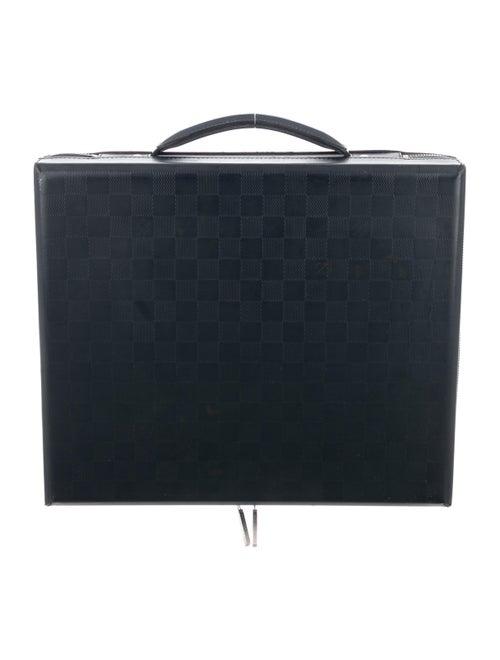 Louis Vuitton Infini Luke Briefcase black