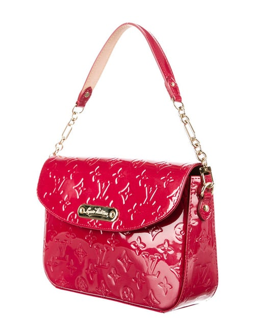 Louis Vuitton Vernis Rodeo Drive Bag Handbags Lou31106