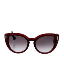 Louis Vuitton Cat-Eye Gradient Sunglasses