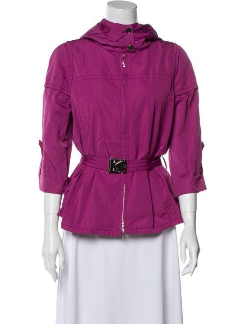 Louis Vuitton Jacket Purple