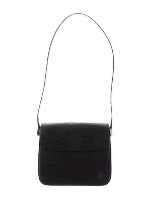 Louis Vuitton Epi Buci Black