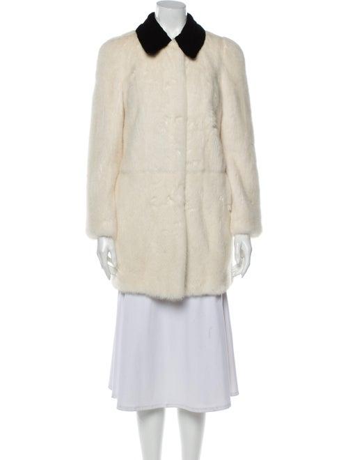 Louis Vuitton Fur Coat
