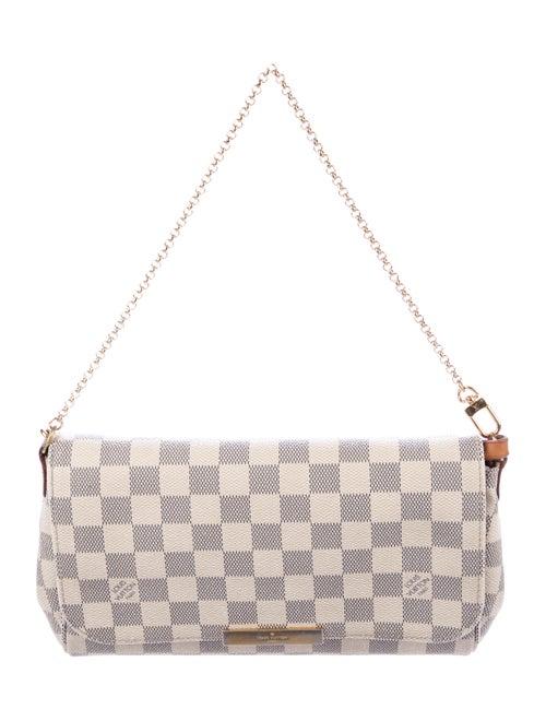 Louis Vuitton Louis Vuitton Damier Azur Favorite M