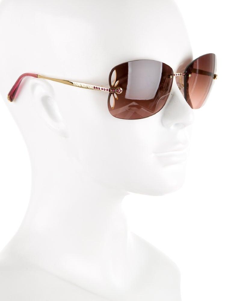 f9cdd57324 Louis Vuitton Lily Sunglasses Price