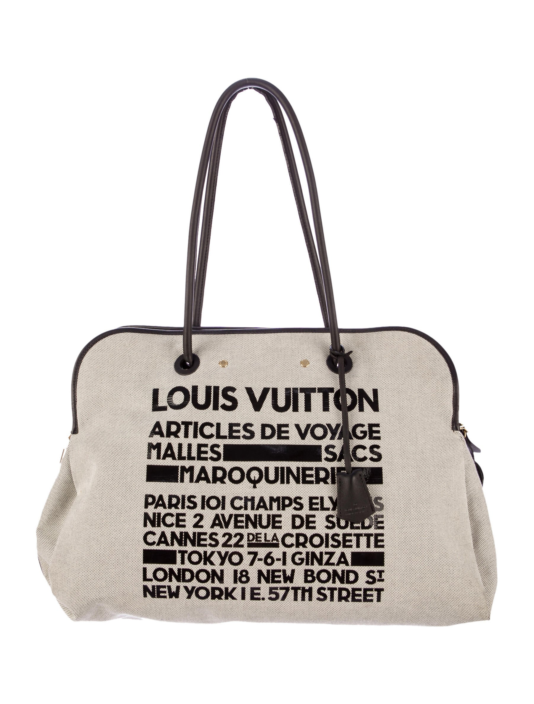 d47b76cdc86c Louis Vuitton Articles De Voyage Malles Traveller - Accessories ...