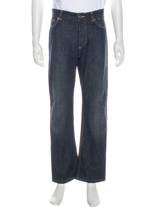 Louis Vuitton Slim Jeans blue