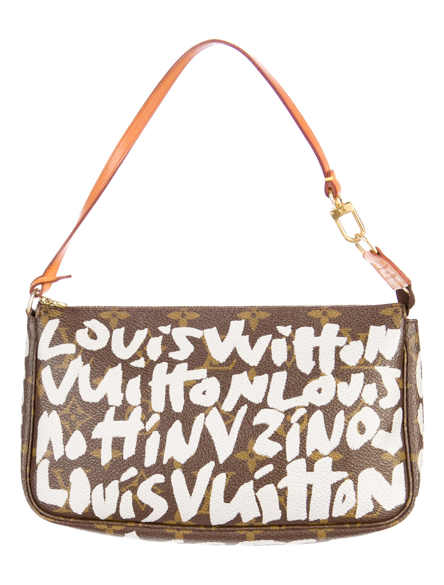 e6fa83583b90 Louis Vuitton Graffiti Pochette Accessoires - Handbags - LOU32918 ...