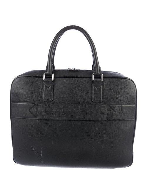 Louis Vuitton Taïga Alexander Briefcase black