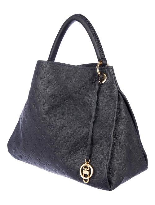 e133e37ed87 Louis Vuitton Empreinte Artsy MM - Handbags - LOU33623   The RealReal