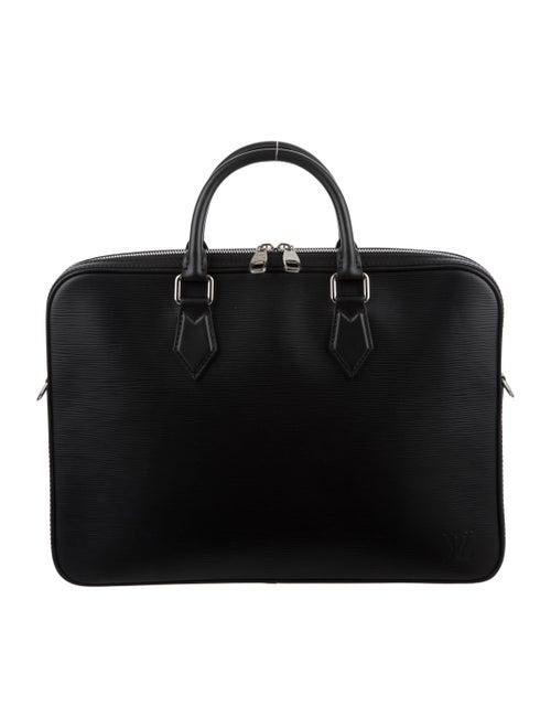Louis Vuitton Epi Dandy PM Briefcase black