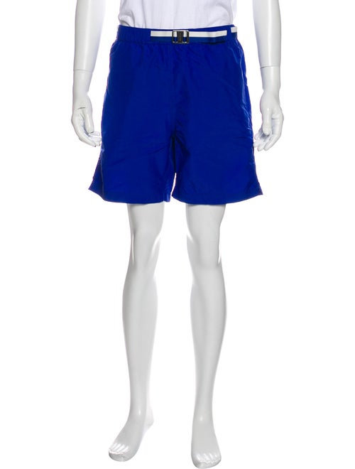Louis Vuitton Swim Trunks Blue