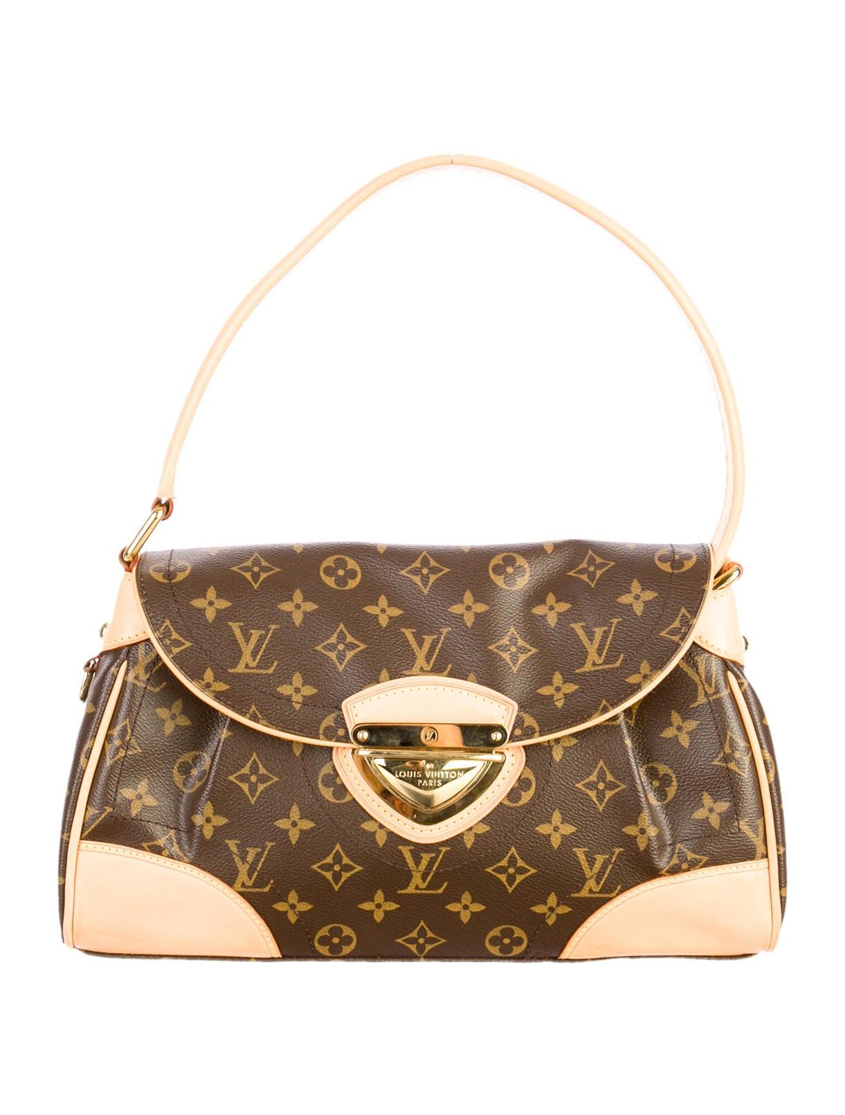 26ca7808df72 Louis Vuitton Monogram Beverly MM - Handbags - LOU33945