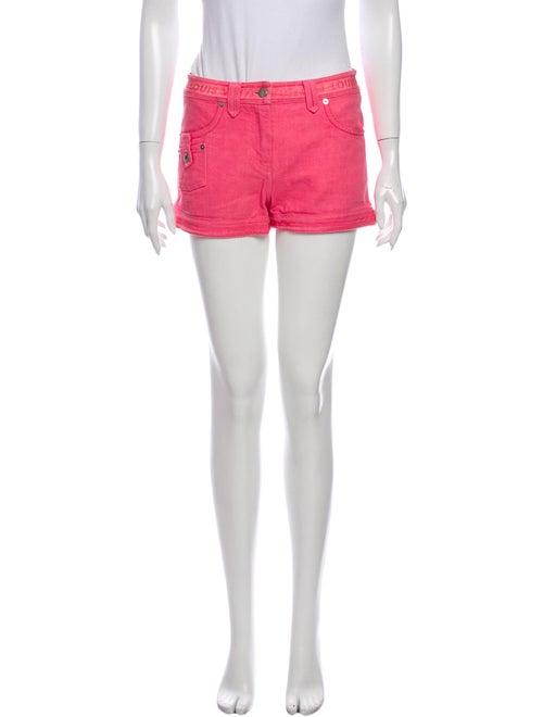 Louis Vuitton Mini Shorts Pink