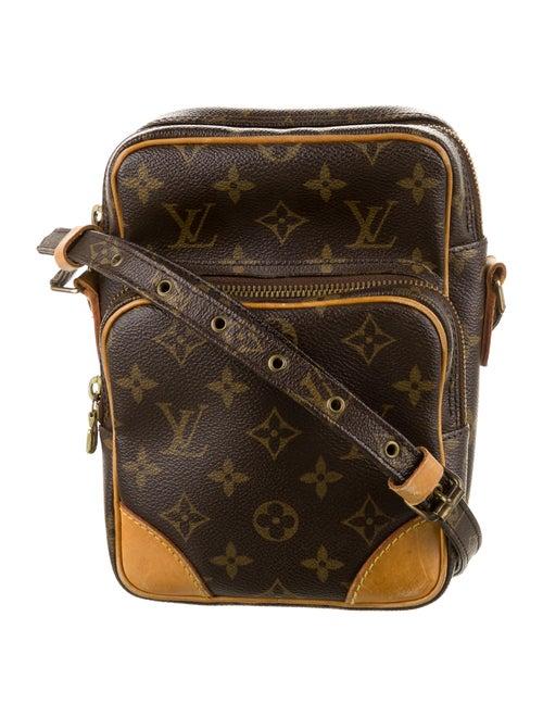 Louis Vuitton Monogram Amazone Bag brown