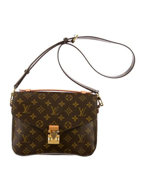 775e00517 Louis Vuitton Monogram Pochette Métis - Handbags - LOU34044 | The ...