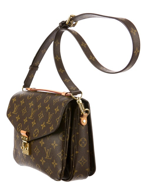 Louis Vuitton Monogram Pochette Metis Handbags Lou34044 The