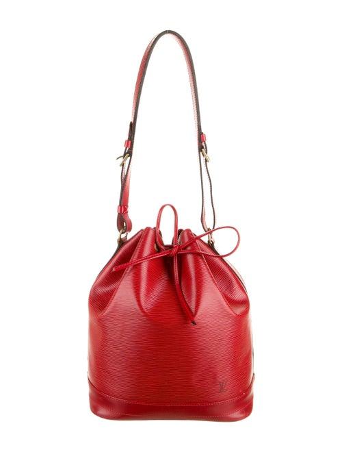 Louis Vuitton Epi Noè GM Rouge