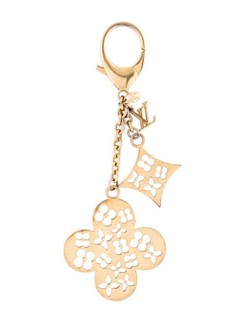 Louis Vuitton Ivy Bag Charm Brass