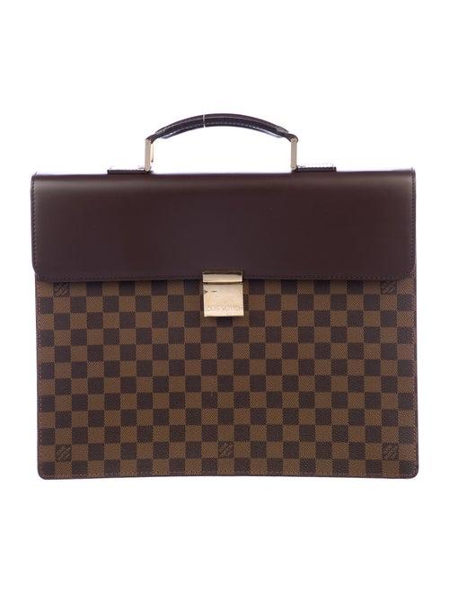 Louis Vuitton Damier Ebene Altona GM Briefcase bro