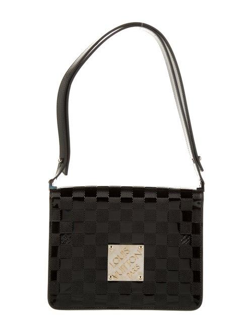 Louis Vuitton Vernis Cabaret Bag Black
