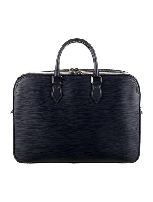 Louis Vuitton Epi Dandy MM navy