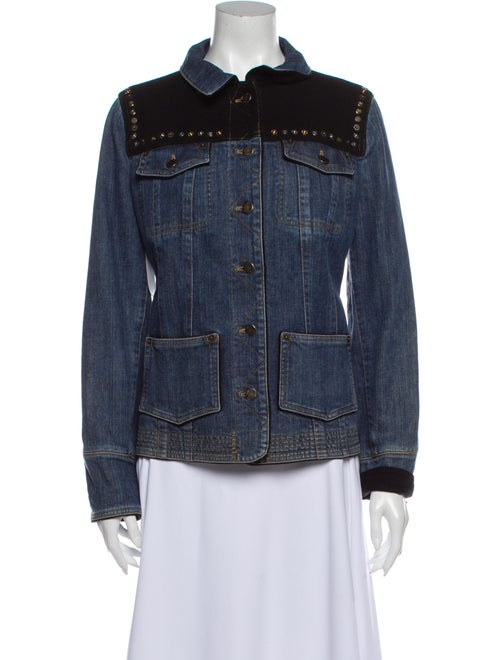 Louis Vuitton Denim Jacket Denim