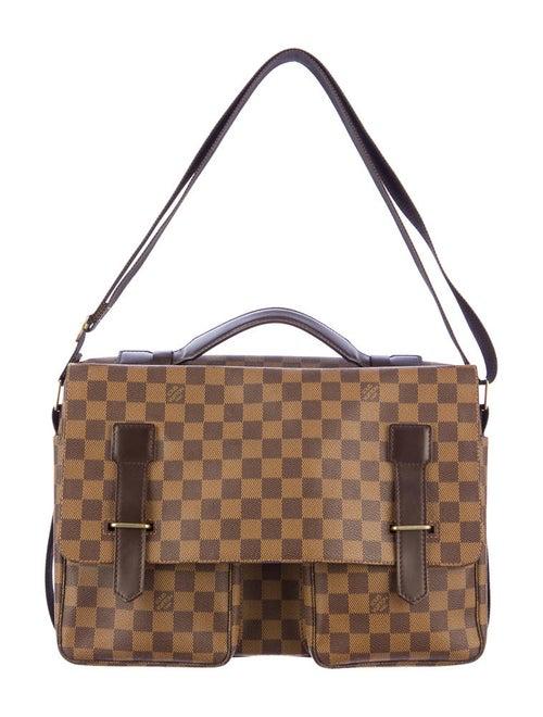 0620ec5e058 Louis Vuitton Damier Broadway Messenger Bag - Bags - LOU34354   The ...