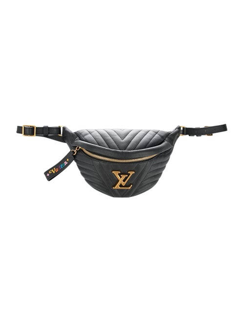 Louis Vuitton 2019 New Wave Bumbag Black