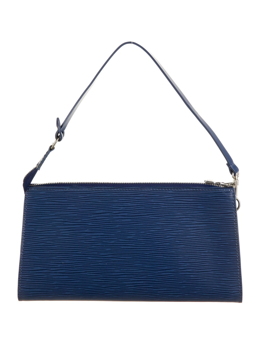 Louis Vuitton Epi Pochette Accessories 24 Indigo - image 4