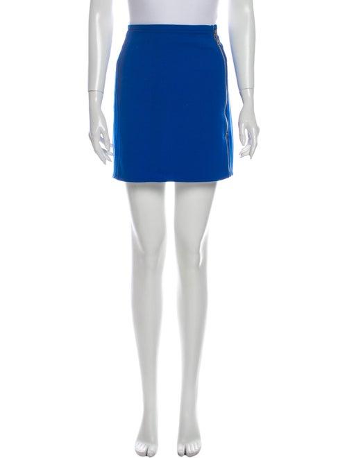 Louis Vuitton Mini Skirt Blue
