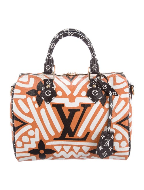 Louis Vuitton 2020 Crafty Speedy Bandoulière 25 mu