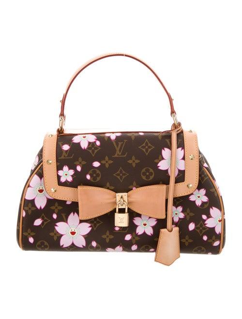 Louis Vuitton Monogram Cherry Blossom Sac Retro Br