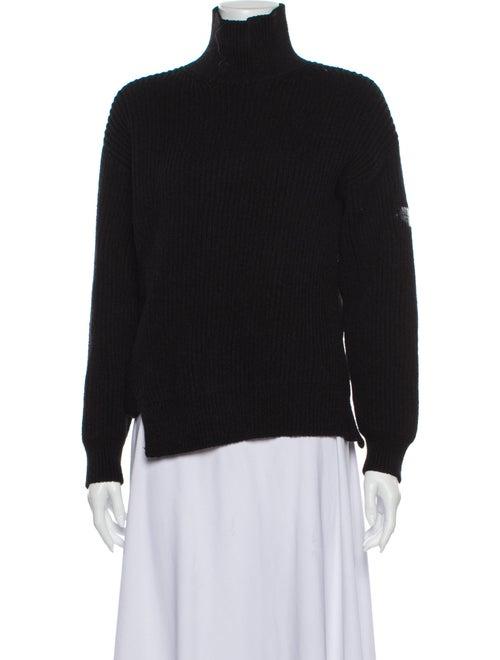 Louis Vuitton Turtleneck Sweater Black