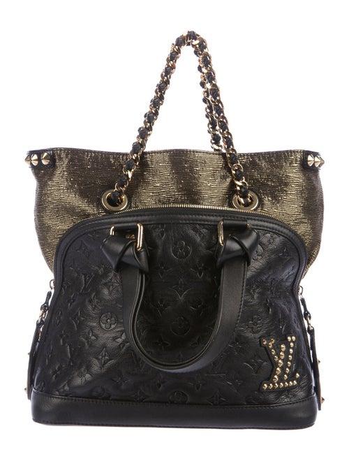 Louis Vuitton Double Jeu Neo Alma Bag Black