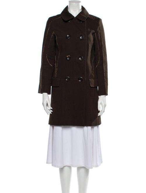 Louis Vuitton Peacoat Brown
