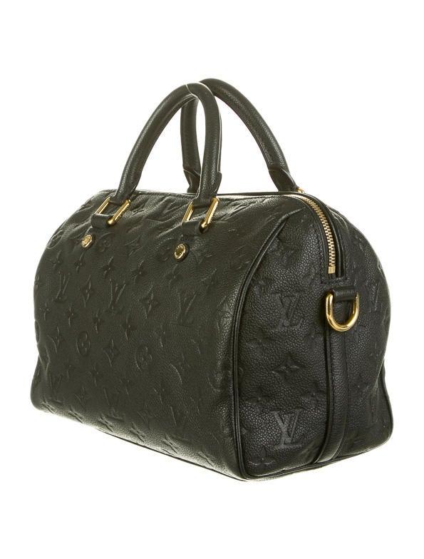 Louis Vuitton Empreinte Speedy 25 Handbags Lou34939 The Realreal