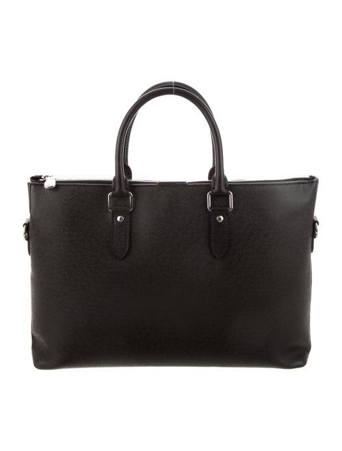 Louis Vuitton Anton Soft Briefcase black
