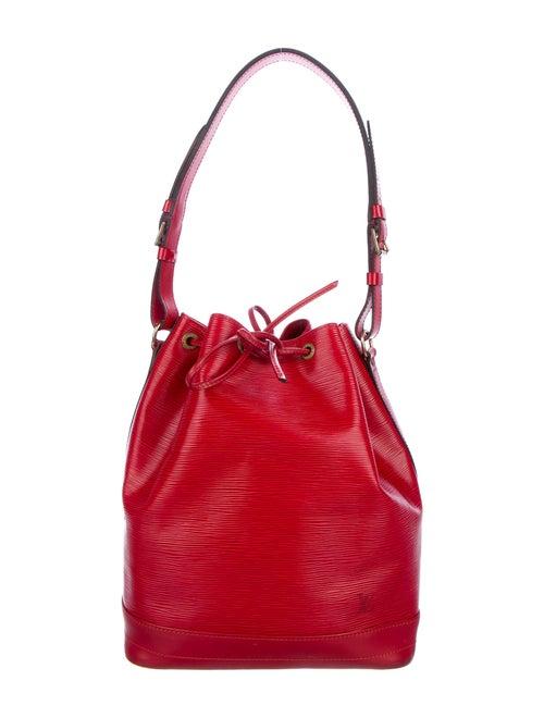 Louis Vuitton Epi Noè GM Red