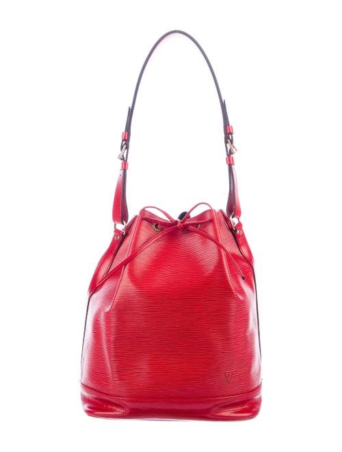 Louis Vuitton Epi Noé GM Red