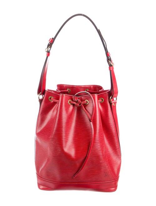 Louis Vuitton Vintage Epi Noé GM Red