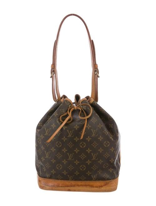 Louis Vuitton Monogram Noé GM Brown