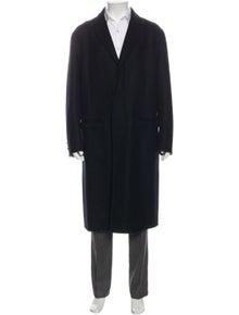 Louis Vuitton 2018 Wool Overcoat