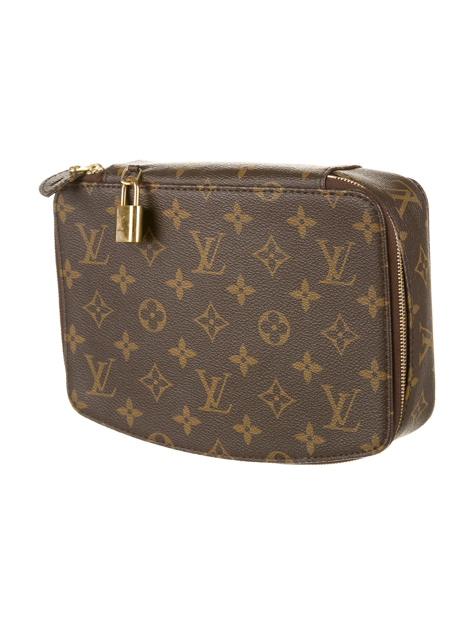 Louis Vuitton Monte Carlo Jewelry Box Accessories LOU35809 The
