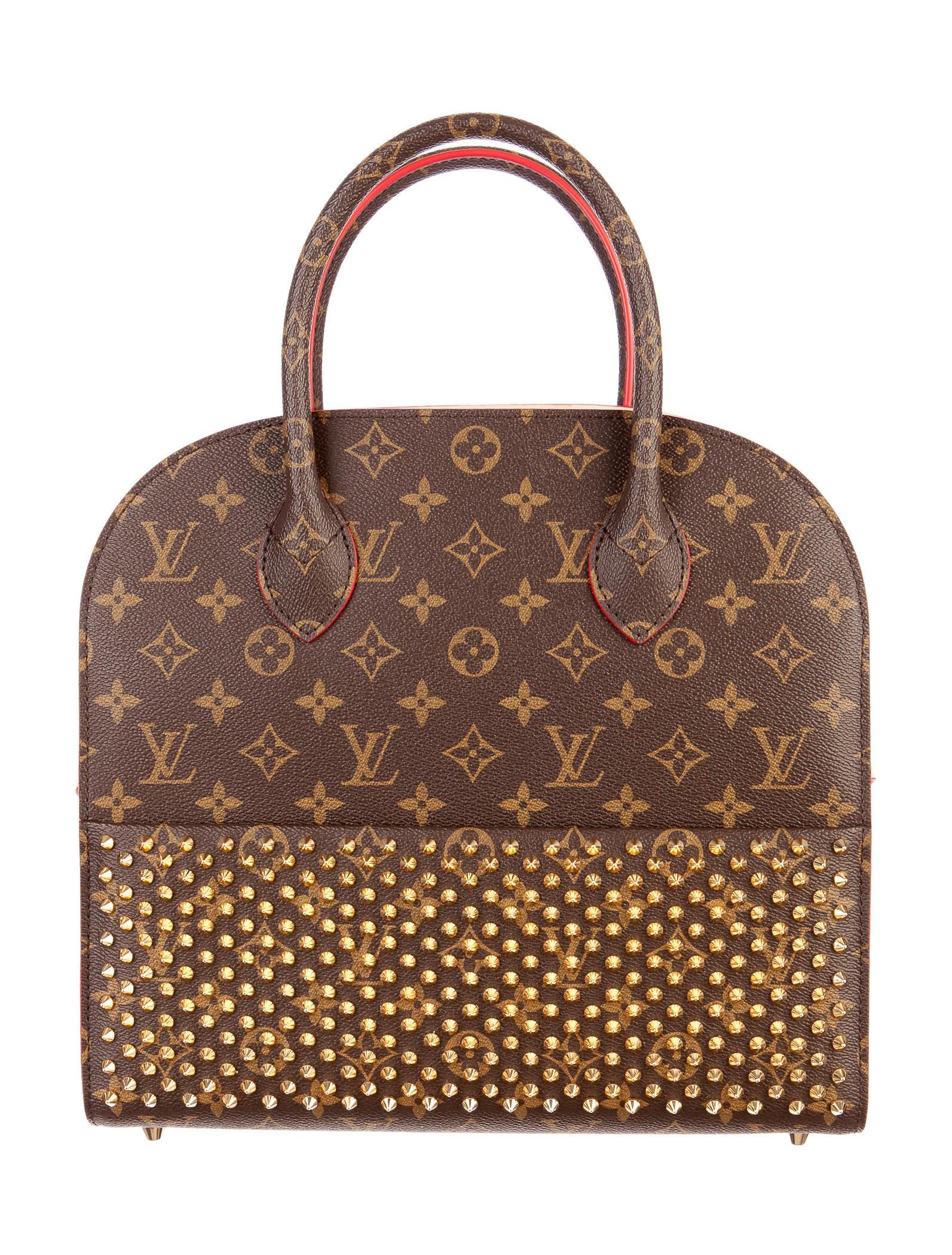 Louis Vuitton X Christian Louboutin Shopping Bag ...