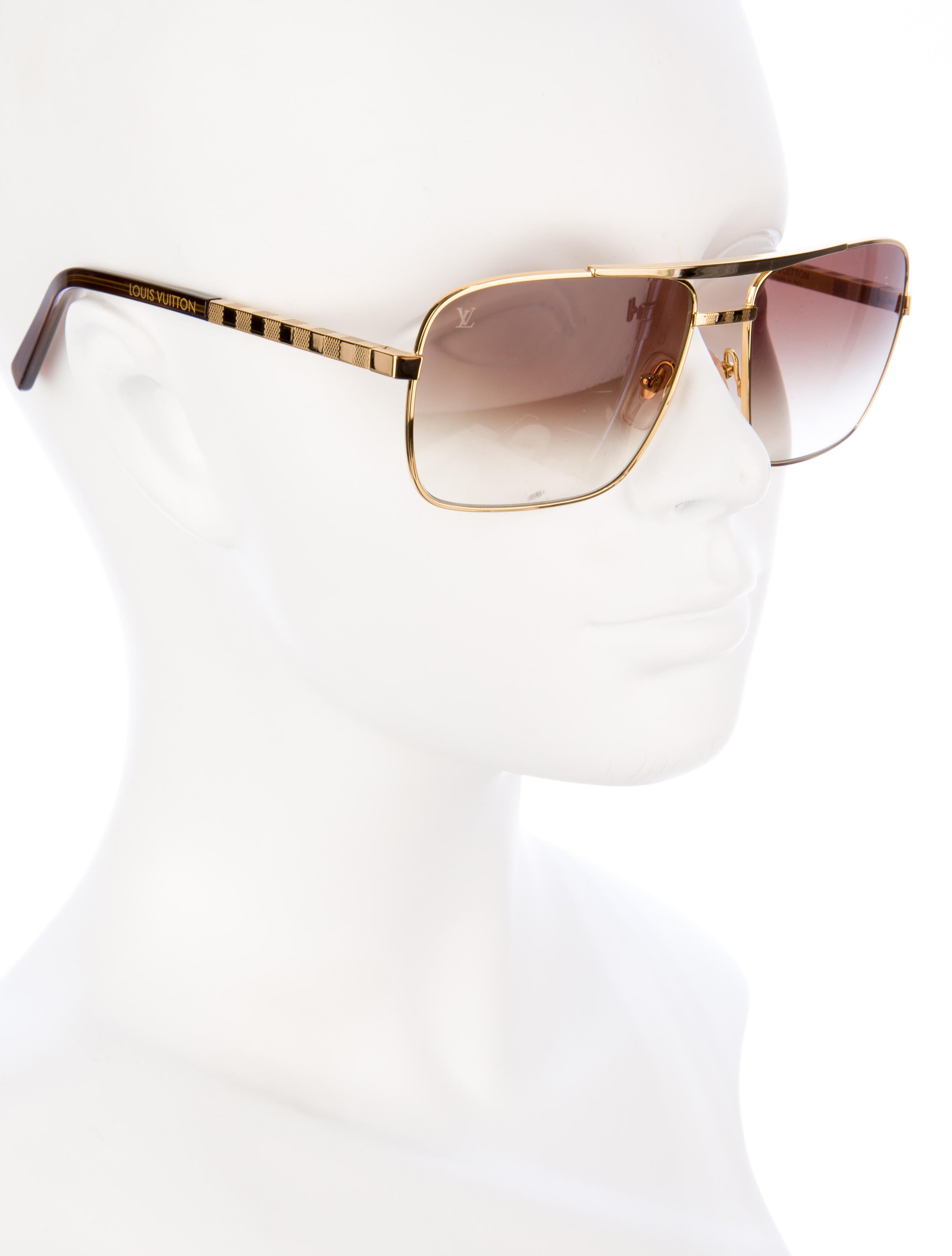 2c304bab0122 Louis Vuitton Attitude Sunglasses Fake