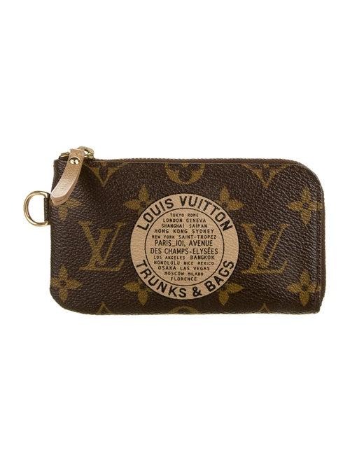 Louis Vuitton Monogram Complice Trunks & Bags Key