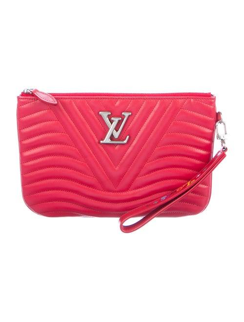Louis Vuitton 2019 New Wave Pochette Red