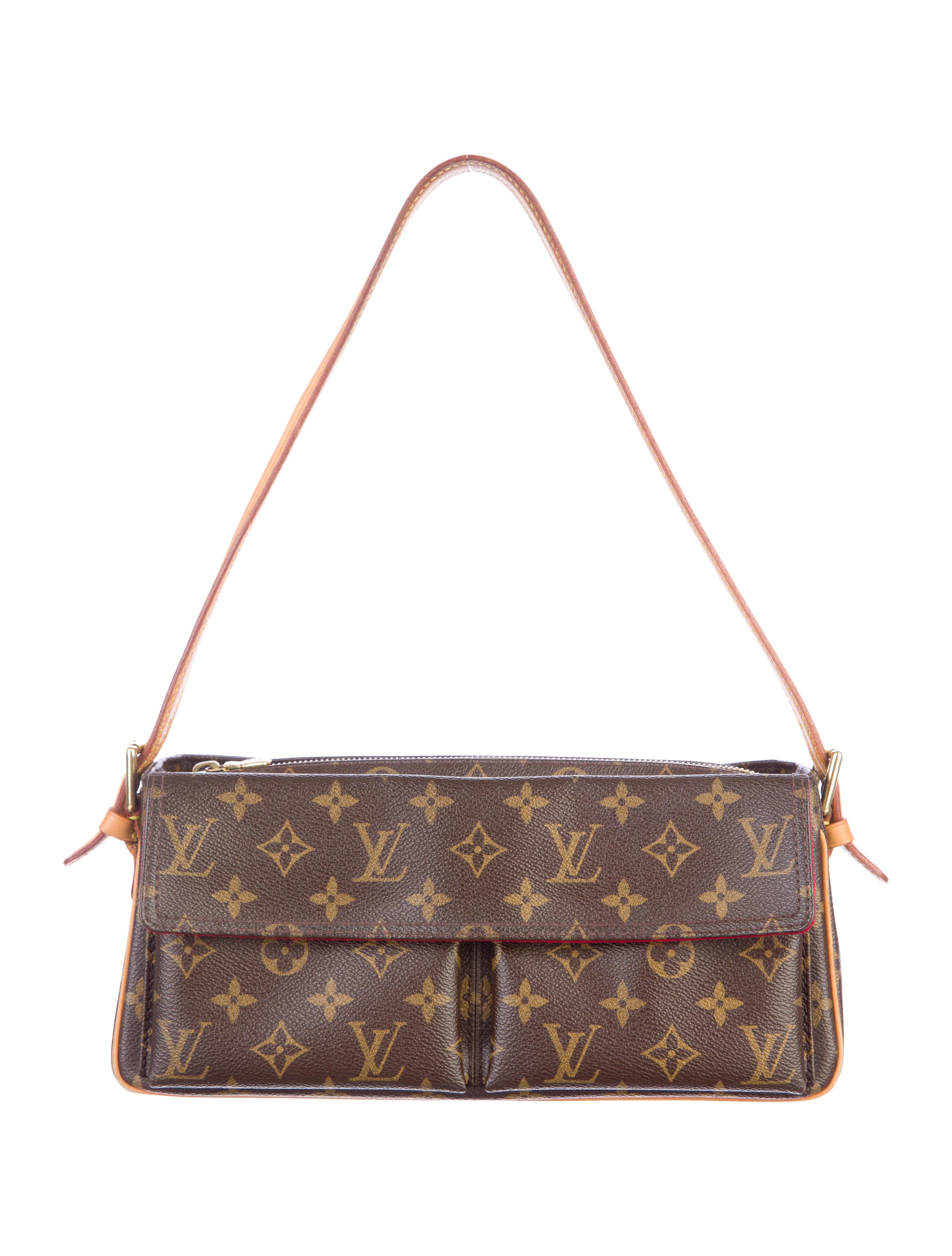 e482079ff7ec0 Louis Vuitton Monogram Viva Cite MM - Handbags - LOU36476